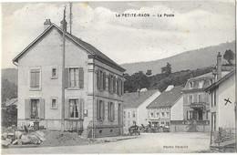 LA PETITE RAON (88) Bureau De Poste - France