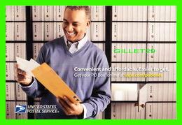 LA POSTE - UNITED STATES POSTAL SERVICES - GET YOUR PO BOX ON LINE - - Poste & Facteurs
