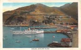 Islande / 02 - Avalon - Catalina Island - Islande