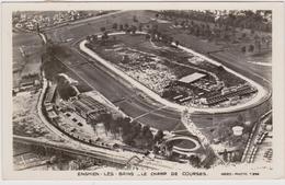 CARTE POSTALE   ENGHIEN LES BAINS 95  Le Champ De Courses - Enghien Les Bains