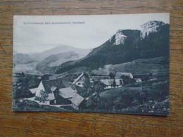 Kilchzimmer Mi Ankenballen ( Baselland ) - BL Basle-Country