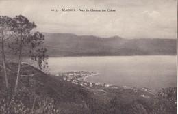 AJACCIO - Vue Du Chemin De Crêtes - Ajaccio