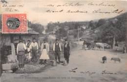 Serbie / 01 - Bovan - Beau Cliché Animé - Serbie