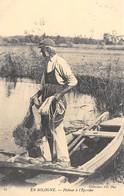 En Sologne - Pêcheur à L'Epervier - Cecodi N'472 - Zonder Classificatie