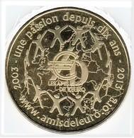 Monnaie De Paris 75.Paris - Les Amis De L'euro 2013 - 2013