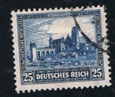 1930 1. Nov. Deutsche Nothilfe Mi DR 448  Sn DE B33c  Yt DR 429  Sg DR 463 Gest. O - Gebraucht