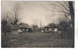 + 802, FOTO-AK, WK I, Feldpost, Rumänien 1917 - Guerra 1914-18