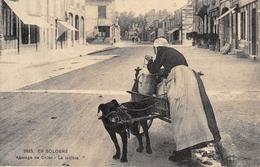 En Sologne - Attelage De Chien - La Laitière - Cecodi N'49 - Non Classés
