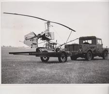 Bensen B 8 Mej Agricopter Agricultural Gyroplane 21 * 16 CM  Aviation, AIRPLAIN, AVION AIRCRAFT - Aviación