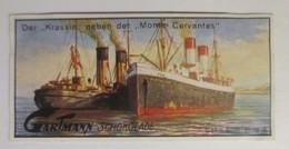 Kaufmannsbilder, Schokolade Gartmann, Serie 698, Bild 4. Album 24 ♥ (70567) - Kaufmanns- Und Zigarettenbilder