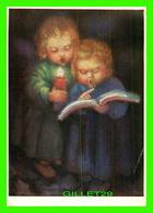 NOEL - CHRISTMAS - 2 LITTLE BABY SINGNING - TRAVEL IN 1961 - SPOTL - - Noël