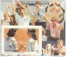 Santo Tome Y Principe Hb 137C Y 137D - Sao Tomé Y Príncipe