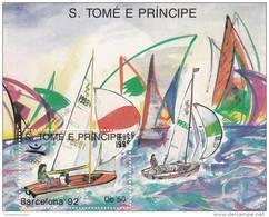 Santo Tome Y Principe Hb 73 - Sao Tomé Y Príncipe