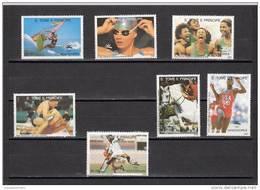 Santo Tome Y Principe Nº 1146A Al 1046G - Sao Tomé Y Príncipe