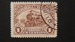 Ecuador - 1908 - Mi:EC 167, Sn:EC 174, Yt:EC 155 O - Look Scan - Ecuador