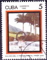 Kuba Cuba - 30. Jahrestag Der Kämpfe Der 2. Ostfront Von Frank País (Mi.Nr.: 3165) 1988 - Gest Used Obl - Cuba