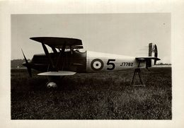 HAWKER HORNBILL    16 * 12 CM  Aviation, AIRPLAIN, AVION AIRCRAFT - Aviación