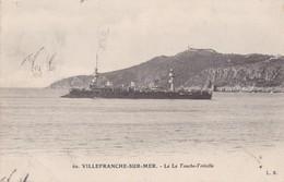 VILLEFRANCHE SUR MER - Le La Touche-Tréville - Villefranche-sur-Mer
