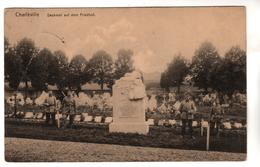 356,  Feldpost, Heldengräber, Charleville - Oorlogsbegraafplaatsen