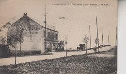 GARGENVILLE   CAFE DE LA GARE - Gargenville