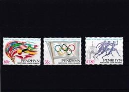 Penrhyn Nº 293 Al 295 - Penrhyn