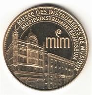 Medaille Arthus Bertrand. Belgique - Musée Des Instruments De Musique 2007. Neuve - Arthus Bertrand