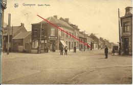 QUAREGNON - Quatre Pavés - 1933 - Animée - Etat Voir Scan - Quaregnon