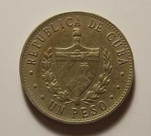 Cuba 1 Peso 1983 - Cuba