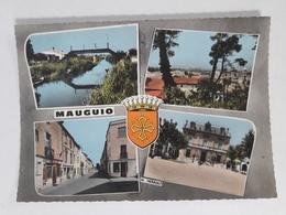 CPSM 1968 Mauguio / Multivues / Combier Imprimeur - Mauguio