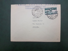 (14329) STORIA POSTALE ITALIA 1951 - 1946-60: Storia Postale