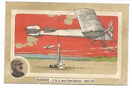AVIATEUR - NIEUPORT - 3e De La Course Michel Ephrussi - Reims 1910 - Aviatori