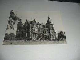 Herk-de-stad Schulen :château De Schulen - Herk-de-Stad