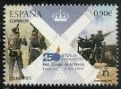 2015-ED. 4947 -Efemérides.250 Aniversario Del Real Colegio De Artillería-NUEVO - 1931-Hoy: 2ª República - ... Juan Carlos I