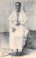 Afrique > Ethiopie - Type De Femme Abyssine ETAT = Voir Description  (ethnique (Edition K.Arabiantz Djibouti) *PRIX FIXE - Ethiopia