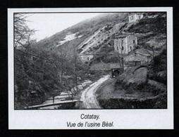 2004  --  COTATAY  VUE DE L USINE BEAL  3Q304 - Documentos Antiguos