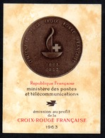 France Frankreich Carnet Croix-Rouge Rotkreuzheftchen Y&T Carnet CR 2012 - Markenheftchen