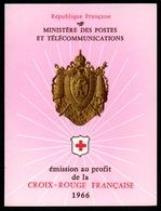 France Frankreich Carnet Croix-Rouge Rotkreuzheftchen Y&T Carnet CR 2015 - Markenheftchen