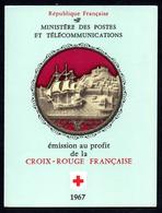 France Frankreich Carnet Croix-Rouge Rotkreuzheftchen Y&T Carnet CR 2016 - Booklets