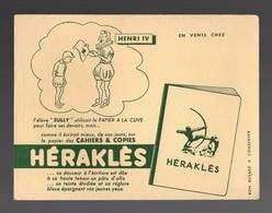 Buvard Cahiers & Copies Héraklès - Stationeries (flat Articles)