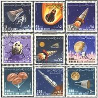 MAHRA - Conquête De L'espace - Space