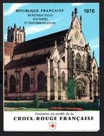 France Frankreich Carnet Croix-Rouge Rotkreuzheftchen Y&T Carnet CR 2025° - Markenheftchen