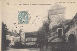 24 - Dordogne - Château Du Basty - Environs De Tenon - Autres Communes