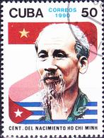 Kuba Cuba - 100. Geburtstag Von Hồ Chí Minh (Mi.Nr.: 3389) 1990 - Gest Used Obl - Used Stamps