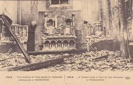 Dendermonde, Termonde, Une Maison De Dieu Apres La Visite Des Allemands (pk53841) - Dendermonde