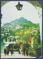 View Of The Museum City Of Gjirokastra, Albania, Shqipëria - Albania