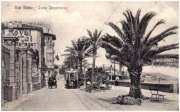 SAN REMO - Corso Imperatrice - San Remo