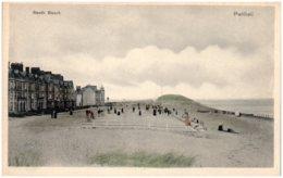 PWLLHELI - South Beach - Pays De Galles