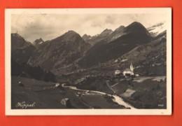 VAG-03 Lötschental Kippel  Gelaufen In Goppenstein 1923. . Nr 9439 - VS Valais