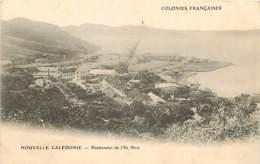 COLONIES FRANCAISES NOUVELLE CALEDONIE PENITENCIER DE L'ILE NOU - Nouvelle Calédonie