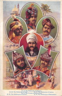H.H. The Maharaja Of Bikanir...... - India